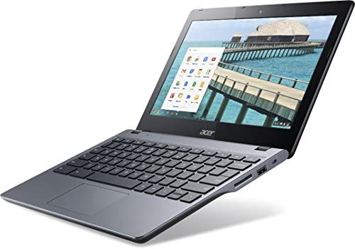Acer C720 Chromebook (11.6-Inch, 2GB) Discontinued by Producer (Renewed) 1