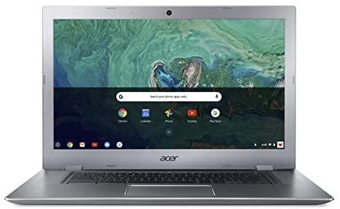 "Acer Chromebook 15 CB315-1HT-C4RY, Intel Celeron N3350, 15.6"" Full HD Touch Display, 4GB LPDDR4, 32GB eMMC, 802.11ac WiFi, Bluetooth 4.2, Google Chrome 1"