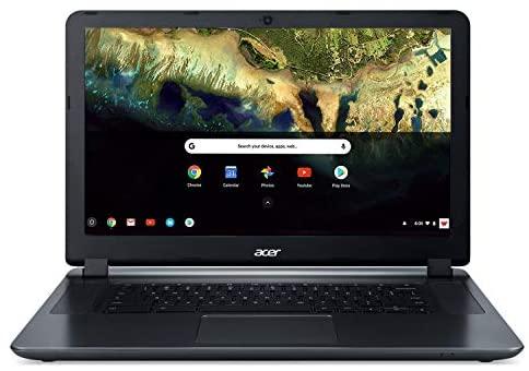 "Acer Chromebook 15, Intel Atom X5-E8000 Quad-Core Processor, 15.6"" HD, 4GB LPDDR3, 16GB eMMC, CB3-532-108H 1"