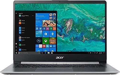 Acer Laptop Swift 1 14.0in Full HD Intel Pentium N5000 4GB RAM 64GB eMMC Win 10 (Renewed) 1