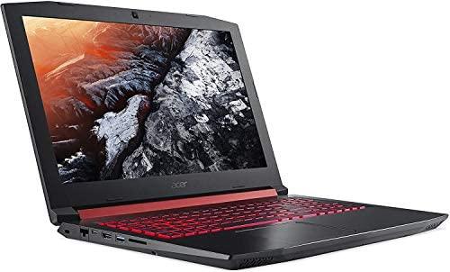 "Acer Nitro 5 Gaming Laptop, 15.6"" Full HD IPS Display, i7-7700hq, GeForce GTX 1050 4GB, 8GB DDR4, 256GB PCIe NVMe SSD, Backlit Keyboard 1"