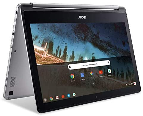 Acer R13 13.3in Convertible 2-in-1 FHD IPS Touchscreen Chromebook - Intel Quad-Core MediaTek MT8173C 2.1GHz, 4GB RAM, 64GB SSD, Bluetooth, HDMI, Chrome OS (Renewed) 1