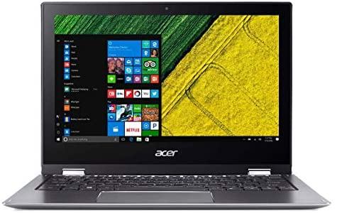 Acer Spin 1 Laptop computer 11.6inch Intel Pentium- 1.1GHz 4GB Ram 64GB Flash Home windows 10 S (Renewed) 1