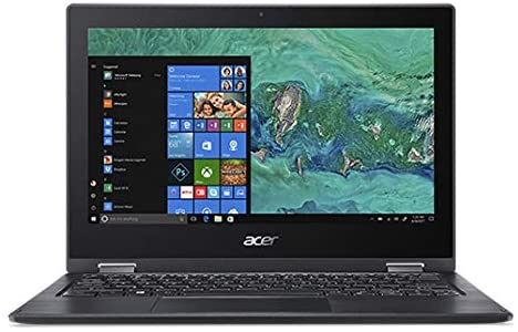 Acer Spin 1 SP111-33-C6UV 11.6-Inch HD IPS Touch N4000 4GB 64GB Windows 10 S Mode Laptop 1