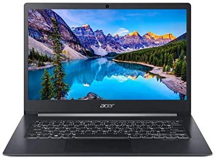"Acer TravelMate X5 14"" FHD IPS Touchscreen Thin & Light Business Laptop (Intel Core i5-8265U, 8GB DDR4 RAM, 256GB SSD) Type-C, HDMI, Fingerprint Reader, Backlit Keyboard, Windows 10 Pro 1"