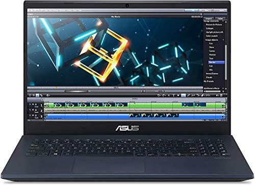 "CUK VivoBook K571 by ASUS 15 Inch Gaming Laptop (Intel Core i7, 40GB RAM, 1TB NVMe SSD + 2TB HDD, NVIDIA GeForce GTX 1650 Ti 4GB, 15.6"" FHD, Windows 10 Home) Thin Notebook Computer 1"