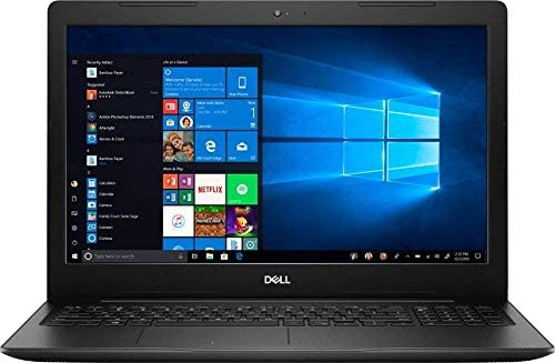 Dell Inspiron 15.6 Inch HD Touchscreen Flagship High Performance Laptop PC | Intel Core i5-7200U | 8GB Ram | 256GB SSD | Bluetooth | WiFi | Windows 10 (Black) 1
