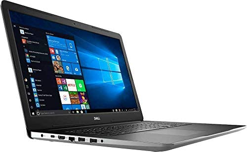 "Dell Inspiron 17 17.3"" i3793-7275SLV-PUS 10th Gen Intel Core i7-1065G7 16GB RAM 2TB HDD + 256GB SSD DVD-RW 2GB NVIDIA MX230 (1920 x 1080) Display Windows 10 Home 1"