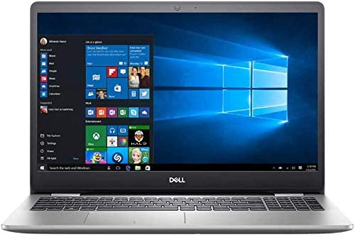 Dell Inspiron 5000 15.6 Inch FHD 1080P Touchscreen Laptop (Intel Core i7-1065G7 up to 3.9GHz, 16GB DDR4 RAM, 512GB SSD, Intel UHD Graphics, Backlit KB, HDMI, WiFi, Bluetooth, Win10) 1