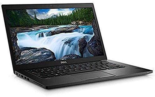 Dell Latitude 7480 14in Notebook, Full-HD Display, Intel Core i5-7300U 2.6GHz Dual-Core, 8GB DDR4, 256GB Solid State Drive, 802.11ac, Bluetooth Backlit Keyboard, Win10Pro (Renewed) 1