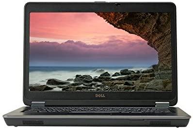 Dell Latitude E6440 14in Laptop computer, Core i5-4300M 2.6GHz, 8GB Ram, 256GB SSD, DVDRW, Home windows 10 Professional 64bit (Renewed) 1