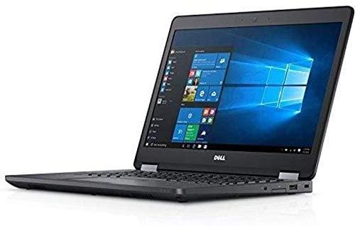 Fast Dell Latitude E5470 HD Business Laptop Notebook PC (Intel Core i5-6300U, 8GB Ram, 256GB Solid State SSD, HDMI, Camera, WiFi, SC Card Reader) Win 10 Pro (Renewed). 1