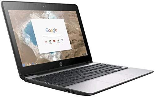 HP Chromebook 11 G5 11.6 inches Chromebook - Intel Celeron N3050 Dual-core (2 Core) 1.60 GHz (Renewed) 1
