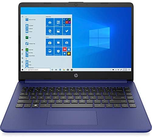 """HP Laptop computer, 14"""" HD Touchscreen, AMD 3020e Processor, 4GB DDR4 RAM, 64GB eMMC Storage, Upto 10hr Battery Life, 1-12 months Workplace 365, Home windows 10 Residence S Mode, BesTry Accent Bundle 1"""