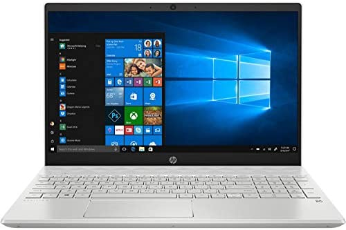 HP Pavilion 15-CS Intel i5-1035G1 12GB 512GB SSD 15.6-Inch Full HD WLED Touch Screen Laptop 1