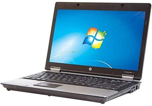 HP ProBook 6450b 14 Inch Business Laptop, Intel Core i5-520M 2.4GHz, 4G DDR3, 500G, DVD, WiFi, VGA, Display Port, Windows 10 Pro 64 Bit-Multi-Language Supports English/French/Spanish(Renewed) 1