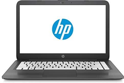 "HP Stream 14-cb012wm, 14"" HD Display, Intel N3060, 4GB RAM, 32GB SDD, Windows 10 Home S Mode, Gray 1"