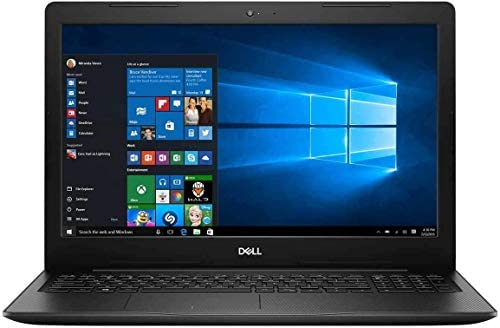 "Latest_Dell Inspiron 15 3000 Laptop, 15.6"" HD Anti-Glare LED-Backlit Narrow Border Display, Intel_Celeron N4020 Processor, 4GB RAM, 128GB SSD, Windows 10, Wireless+ Bluetooth, HDMI 1"
