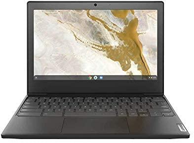 Lenovo 11.6inch Chromebook, Intel Celeron N4020 Dual-Core Processor, 4GB RAM, 32GB eMMC SSD, WiFi, Bluetooth, Chrome OS(Renewed) 1