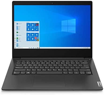 Lenovo 14inch HD Laptop, Intel Pentium Quad-Core N5030 Processor Up to 3.10 GHz, 4GB RAM, 128GB SSD, Intel UHD Graphics, HDMI, Windows 10 OS, JJTK 16GB USB Drive (Renewed) (128GB SSD I 16GB, Black) 1