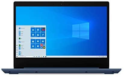 "Lenovo IdeaPad 3 14"" Laptop, 14.0"" FHD 1920 x 1080 Display, AMD Ryzen 5 3500U Processor, 8GB DDR4 RAM, 256GB SSD, AMD Radeon Vega 8 Graphics, Narrow Bezel, Windows 10, 81W0003QUS, Abyss Blue 1"