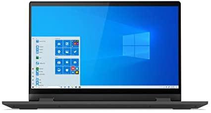 "Lenovo IdeaPad 3 15"" Laptop, 15.6"" HD (1366 x 768) Display, AMD Ryzen 3 3250U Processor, 4GB DDR4 Onboard RAM, 128GB SSD, AMD Radeon Vega 3 Graphics, Windows 10, 81W10094US, Business Black 1"