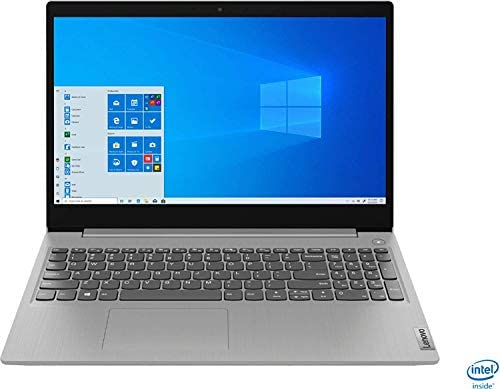 "Lenovo - IdeaPad 3 15"" Laptop - Intel Core i3-1005G1-8GB Memory - 256GB SSD - Platinum Grey - 81WE011UUS 1"