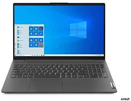 "Lenovo IdeaPad 5 15.6"" Laptop Ryzen 7-4700U 16GB RAM 512GB SSD Graphite Grey - AMD Ryzen 7-4700U Octa-core - 1920 x 1080 Full HD Resolution - AMD Radeon Graphics 1"