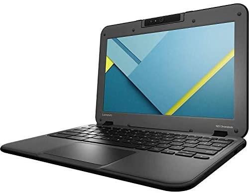 Lenovo N22 80SF0001US 11.6inch Chromebook Intel Celeron N3050 1.60 GHz, 4GB RAM, 16GB SSD Drive, Chrome OS (Renewed) 1