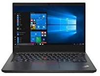 "Lenovo ThinkPad E14 20RA004WUS 14"" Notebook - 1920 x 1080 - Intel Core i5 (10th Gen) i5-10210U Quad-core (4 Core) 1.60 GHz - 8 GB RAM - 1 TB HDD - Black 1"