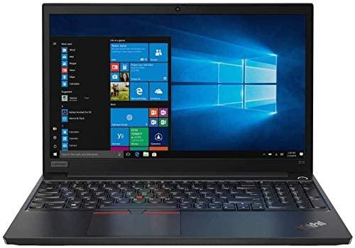 "Lenovo ThinkPad E15 (20T80005US) Laptop, 15.6"" FHD Display, AMD Ryzen 5 4500U Upto 4.0GHz, 8GB RAM, 256GB NVMe SSD, HDMI, DIsplayPort via USB-C, Card Reader, Wi-Fi, Bluetooth, Windows 10 Pro 1"