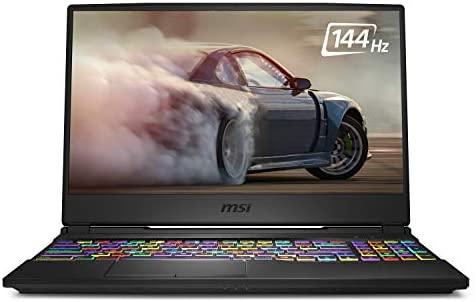 """MSI GL65 Leopard 10SFK-062 15.6"""" FHD 144Hz 3ms Thin Bezel Gaming Laptop Intel Core i7-10750H RTX2070 16GB 512GB NVMe SSD Win 10 1"""