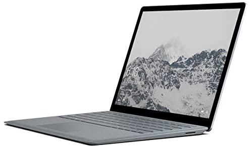"Microsoft Surface Laptop (1st Gen) D9P-00001 Laptop (Windows 10 S, Intel Core i5, 13.5"" LED-Lit Screen, Storage: 128 GB, RAM: 4 GB) Platinum 1"