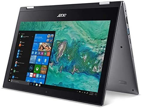 Newest Acer Convertible 2-in-1 UltraBook-11.6in Touchscreen, Intel Celeron Dual-Core N4000 Processor, 4GB Ram 64GB SSD, HDMI, Win10 Home S(Renewed) 1
