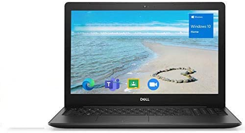 """Latest Dell Inspiron 3593 Laptop computer 15.6"""" FHD Intel Core i7-1065G7 16GB DDR4 RAM 256GB SSD, Bluetooth, for Enterprise and Scholar, On-line Class, Webcam, Home windows 10 Professional Black 1"""