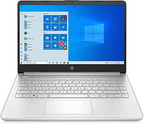"Latest HP 14"" HD Laptop computer, Intel Core i5-1035G1, Intel UHD Graphics, 8GB SDRAM, 256GB SSD, Pure Silver, Home windows 10 1"