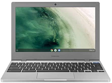 """SAMSUNG XE310XBA-K02US Chromebook 4 Chrome OS 11.6"""" HD Intel Celeron Processor N4000 4GB RAM 64GB eMMC Gigabit Wi-Fi 1"""