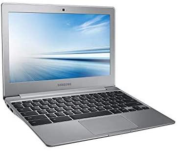 Samsung Chromebook 2 11.6 in LED Chromebook, 2GB RAM, Metallic Silver (Renewed) 1