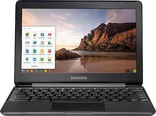 Samsung Chromebook 3 Laptop (XE500C13-K03US) - 11.6in HD, 32GB eMMC Flash, 4GB RAM Black (Renewed) 1