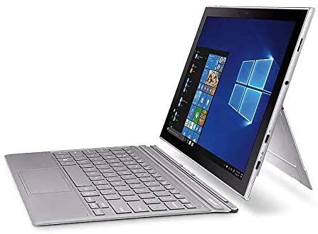 Samsung Galaxy Book 2 ATT Sm-w737a Silver Qualcomm Snapdragon 850 1.7GHz 4GB 12inch 128GB SSD (Renewed) 1