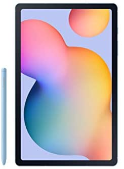 "Samsung Galaxy Tab S6 Lite 10.4"", 64GB WiFi Tablet Angora Blue - SM-P610NZBAXAR - S Pen Included 1"