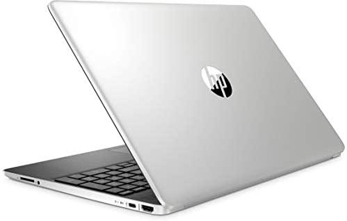 "New HP 15.6"" HD Touchscreen Laptop computer Intel Core i3-1005G1 8GB DDR4 RAM 128GB SSD HDMI Bluetooth 802.11/b/g/n/ac Home windows 10 15-dy1731ms Silver (Renewed) 4"