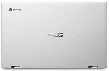 "ASUS Chromebook Flip C434TA-DSM4T 2-in-1 Laptop computer 14"" Touchscreen Full HD 4-Method NanoEdge, Intel Core m3-8100Y Processor, 4GB RAM, 64GB eMMC Storage, Chrome OS (Renewed) 3"