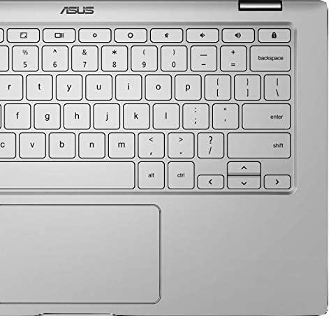 "ASUS Chromebook Flip C434TA-DSM4T 2-in-1 Laptop computer 14"" Touchscreen Full HD 4-Method NanoEdge, Intel Core m3-8100Y Processor, 4GB RAM, 64GB eMMC Storage, Chrome OS (Renewed) 5"