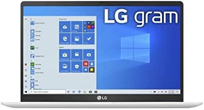 LG Gram Laptop computer 14Inch Full HD IPS Show, Intel tenth Gen Core i51035G7 CPU, 8GB RAM, 256GB M.2 NVMe SSD, Thunderbolt 3, 18.5 Hour Battery Life 14Z90N 2020 14Z90NU.ARW5U1 13