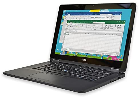 Dell Latitude E7450 14in HD Excessive Efficiency Extremely Ebook Enterprise Laptop computer NoteBook (Intel Twin Core i5 5300U, 8GB Ram, 256GB Strong State SSD, Digital camera, HDMI, WIFI) Win 10 Professional (Renewed) 2