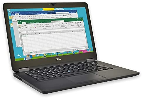 Dell Latitude E7450 14in HD Excessive Efficiency Extremely Ebook Enterprise Laptop computer NoteBook (Intel Twin Core i5 5300U, 8GB Ram, 256GB Strong State SSD, Digital camera, HDMI, WIFI) Win 10 Professional (Renewed) 3