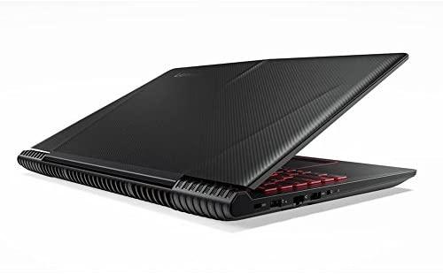 """Lenovo Legion Y520 Gaming Laptop computer PC 15.6"""" FHD Show Intel i7-7700HQ CPU 16GB DDR4 RAM 2TB HDD+256 GB SSD NVIDIA GeForce GTX 1050 Ti Backlit-Keyboard 802.11AC Dolby Audio-Home windows 10 5"""