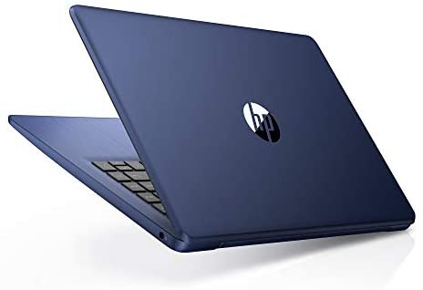 HP Stream 14-inch Laptop computer, AMD Twin-Core A4-9120E Processor, 4 GB SDRAM, 64 GB eMMC, Home windows 10 Dwelling in S Mode with Workplace 365 Private for One 12 months (14-ds0050nr, Royal Blue) 4