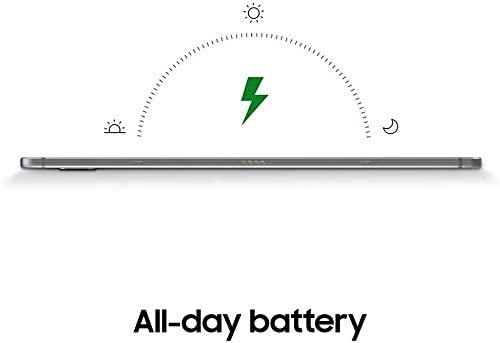 "Samsung Galaxy Tab S6 10.5"", 128GB WiFi Pill Mountain Grey - SM-T860NZAAXAR (Renewed) 6"